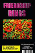 "250 Friendship Rings In 1"" Capsules - Wholesale Vending Products"