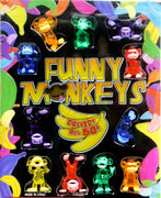 "250 Funny Monkeys In 1"" Capsules - Wholesale Vending Products"