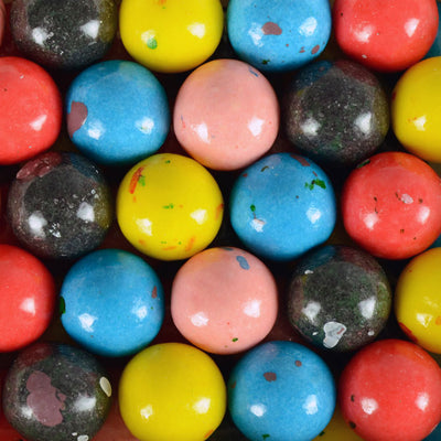900 Count Zed Graffiti Gumballs 1