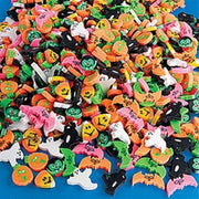720 Pc Halloween Eraser Assortment - Wholesale Vending Products