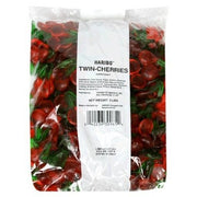 5 Lbs Haribo Gummi Candy Twin Cherries