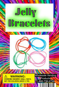 "250 Jelly Bracelets In 1"" Capsules - Wholesale Vending Products"