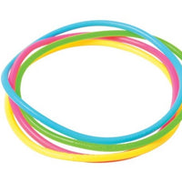 144 Neon Jelly Bracelets (4 Color) - Wholesale Vending Products