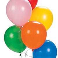 "144 Latex 11"" Balloons - Wholesale Vending Products"