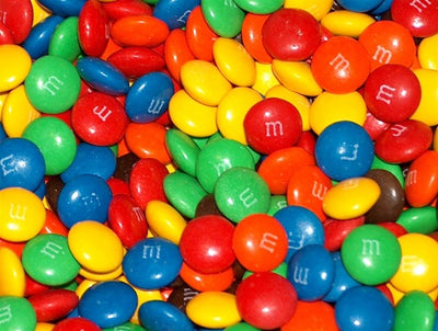 M & M'S 62 OZ Bag - Wholesale Vending Products