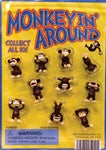 "250 Monkeyin' Around Figurines In 1"" Capsules - Wholesale Vending Products"