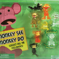 "Monkey See Monkey Doo Figures 250 in 2"" Capsules - Wholesale Vending Products"