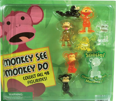 Monkey See Monkey Doo Figures 250 in 2