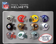 "250 NFL Football Helmets - 2"" - Wholesale Vending Products"