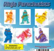 "250 Ninja Parachutists In 2"" Vending Capsules - Wholesale Vending Products"