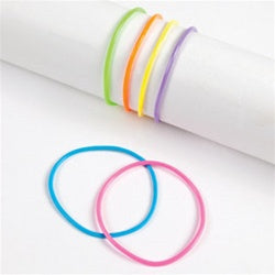 144 Neon Jelly Bracelets - Wholesale Vending Products