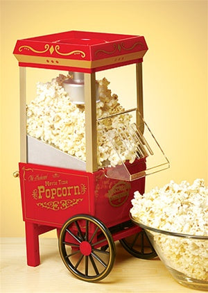 Vintage Series Hot Air Popcorn Maker - Wholesale Vending Products