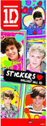 300 One Direction Stickers In Folders - Free Display!