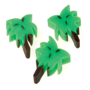 144 Palm Tree Erasers - Wholesale Vending Products