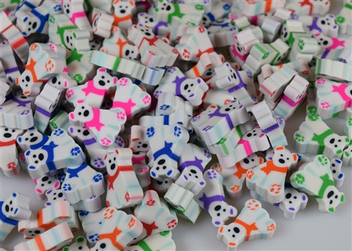 144 Polar Bear Erasers - Wholesale Vending Products