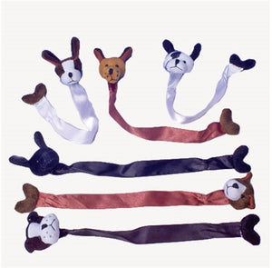 12 - Assorted Plush Dog Bookmarks - Wholesale Vending Products