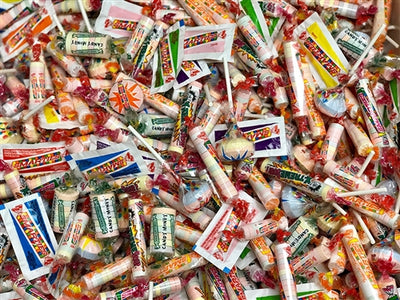 10 Lbs Premium Smarties Candy Crane Mix - Wholesale Vending Products
