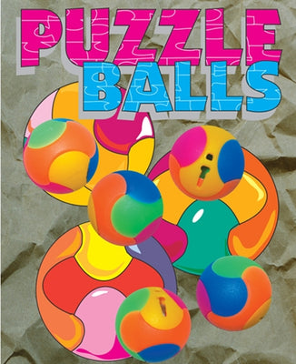 100 Puzzle Balls - Self Vend - Wholesale Vending Products