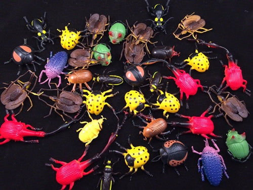 144 PVC Insects - Wholesale Vending Products