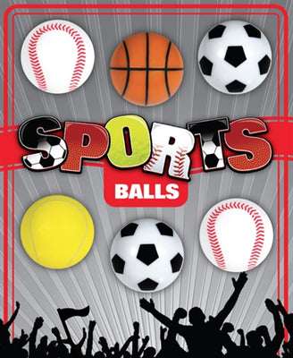 100 Sports Ball Mix Self Vending 1