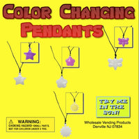 "250 Sunlight Changing Pendants - 2"" - Wholesale Vending Products"