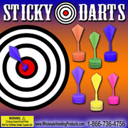 "250 Sticky Darts - 2"" - Wholesale Vending Products"