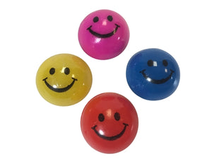 144 Smile Face Poppers - Wholesale Vending Products
