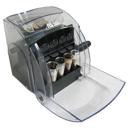 Royal Sovereign Sort 'N Save Manual Coin Sorter - Wholesale Vending Products
