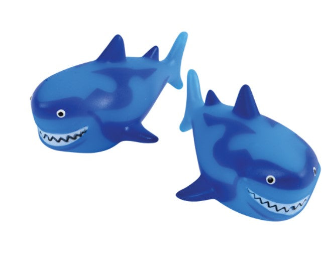 12 Shark Squirt Toys - Wholesale Vending Products