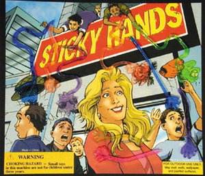 "250 3"" Sticky Hands In 2"" Capsules - Wholesale Vending Products"