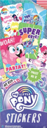 My Little Pony Stickers in Folders (300 pcs) - Display Included