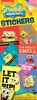 Spongebob Squarepants Stickers in Folders (300 pcs) - Display Included