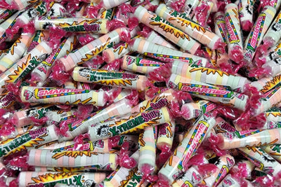 Smarties 15 Tab X-Treme Sour Roll - 40 Lb Case