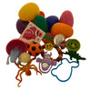 50 - Assorted Toy Filled Eggs - Wholesale Vending Products