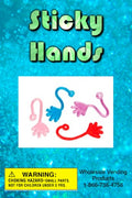 "250 Sticky Hands In 1"" Capsules - Wholesale Vending Products"