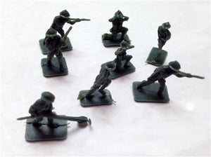 144 Tiny Army Men - Wholesale Vending Products
