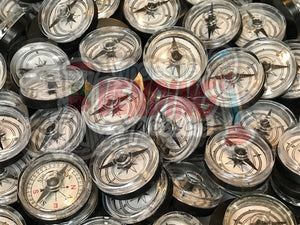 144 Toy Compasses - Wholesale Vending Products