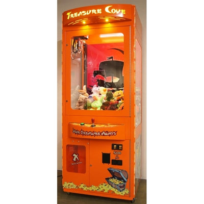 USA Manufactured Treasure Cove Crane - Wholesale Vending Products