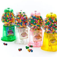"11"" Transparent Antique Gumball Machine - Wholesale Vending Products"