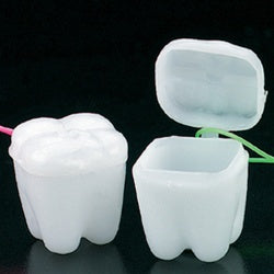 144 Plastic Tooth Saver Necklaces - Wholesale Vending Products