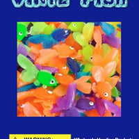 "250 Vinyl Fish - 1"" - Wholesale Vending Products"