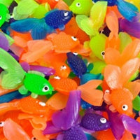 144 Vinyl Goldfish - Wholesale Vending Products