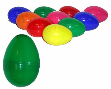 50 Empty Egg Capsules - Wholesale Vending Products