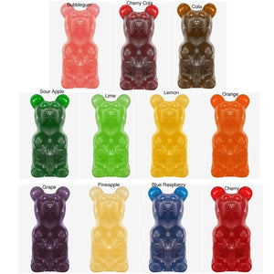 World Largest Gummy Bear! 5 LBS! - Wholesale Vending Products
