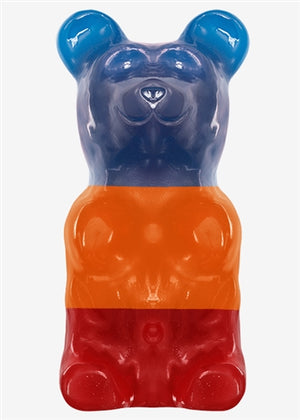 "World Largest Gummy Bear! ""Colors"" 5 LBS! - Wholesale Vending Products"
