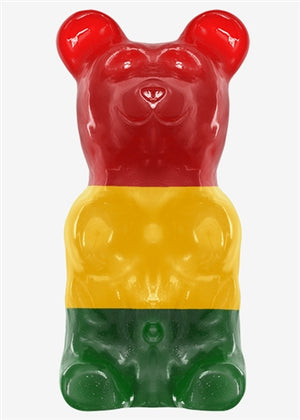 "World Largest Gummy Bear! ""Classic"" 5 LBS! - Wholesale Vending Products"