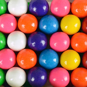 900 Count Zed Assorted Gumballs 1""