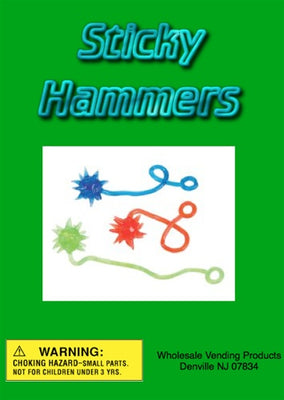 250 Sticky Hammers in 1