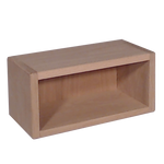 "Model 103-1 Collectible Display Shelf - (1) Shelf - 6"" Opening - 14"" Wide"