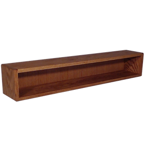 "Model 103-3 Collectible Display Shelf -  (1) 6"" Shelf - 6"" Opening - 39"" Wide"